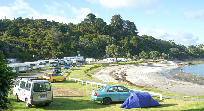 LONG BAY CAMPGROUND