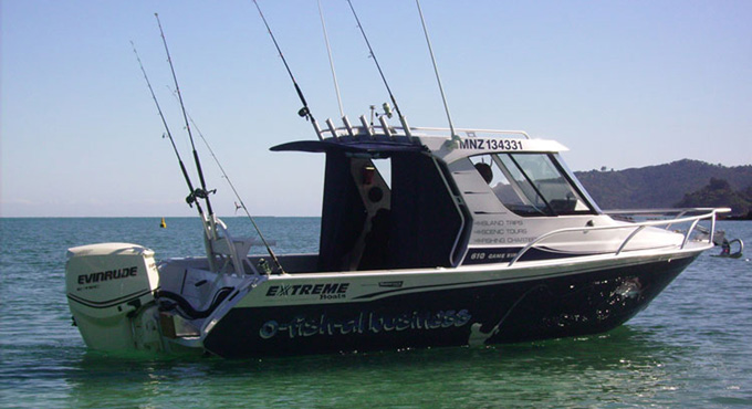 O-FISH-AL BUSINESS CHARTER FISHING & TOURS